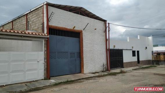 Galpones En Venta Parque Valencia Om-19-12004