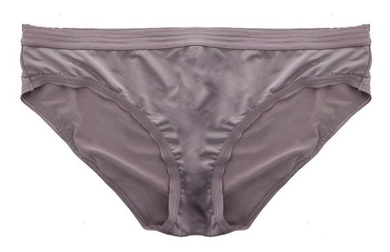 Calzón Tipo Bikini Lila Con Elástico Decorado 72950 Carnival