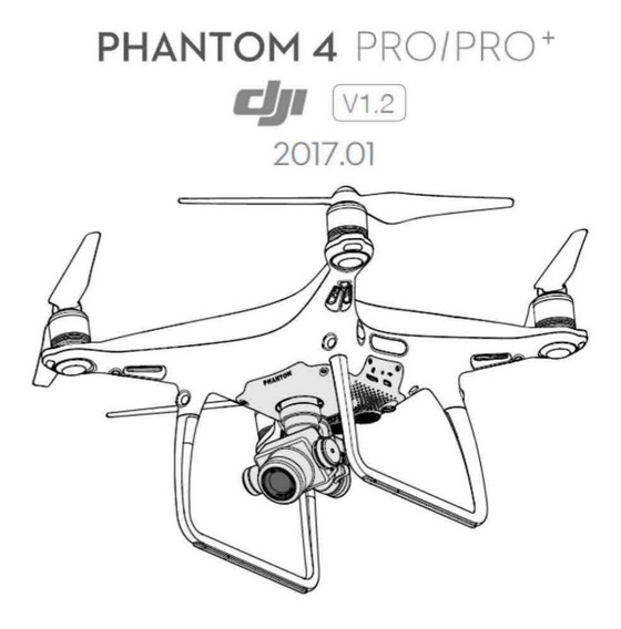 Manual Phantom 4 Pro/pro+