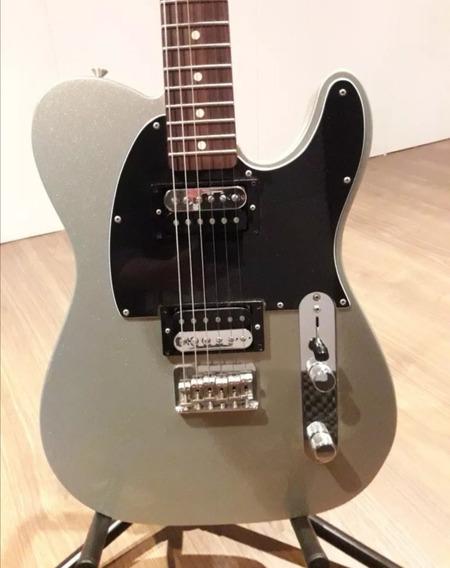 Fender Telecaster Blacktop Hh - Excelente Estado - Permuto