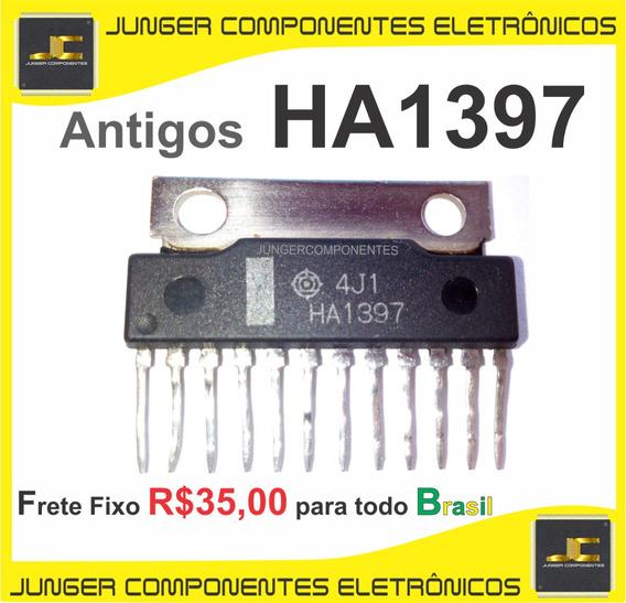 Ha1397 - Ha 1397 Antigos Original Hitachi - Kit Com 2 Peças