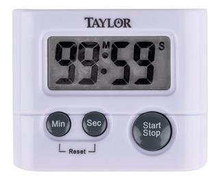 Timer Temporizador Cronometro Digital Cocina Taylor