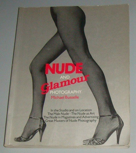 Livro Nude And Glamour Photography ( Inglês )