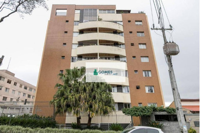 Apartamento Com 3 Dormitórios À Venda, 87 M² Por R$ 440.000 - Água Verde - Curitiba/pr - Ap0205