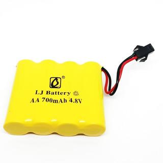 Bateria Ni-cd 4.8v 700mah Carro Rc Jule Uj99 / Subotech 1512