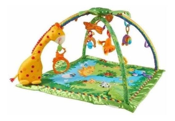 Tapete De Atividade Para Bebê - Floresta Encantada Fisher