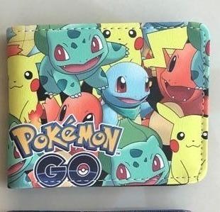 Billetera Monedero Cartera Pokemon