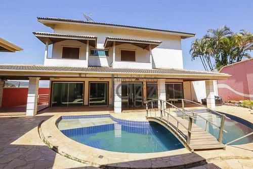 Imagem 1 de 26 de Casa Com 3 Quartos À Venda, 542 M² Por R$ 1.400.000 - Condominio Parque Das Garças I - Atibaia/sp - Ca11484