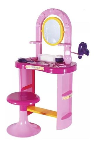 Set De Belleza Rondi Con 12 Accesorio Para Nenas Tocador