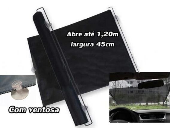 Cortina Retrátil Para Carro Com Ventosa ( Rolinho) Parasol