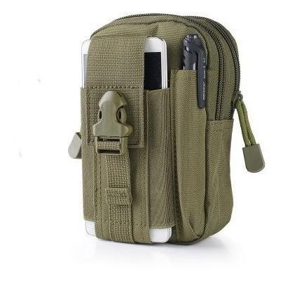 Porta Celular Pouch Militar Molle Variedad De Colores