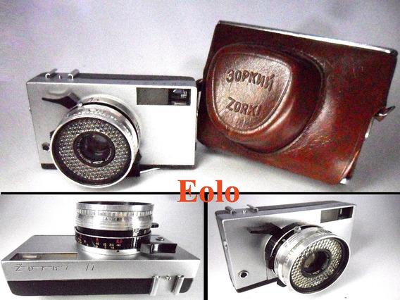 Zorki 11 - Rara Camera Russa - Coleção Lomografia *ñ Leica &