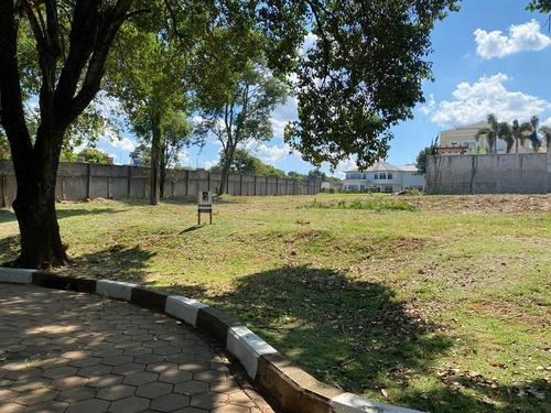 Imagem 1 de 2 de Terreno À Venda, 1 M² Por R$ 500.000,00 - Condominio Residencial Lago Dos Cisnes - Foz Do Iguaçu/pr - Te0389