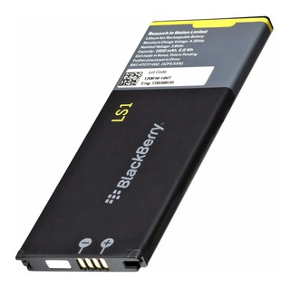 Batería Ls1 Para Blackberry Z10 Con Garantía