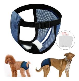Pañales Para Perros Hembras - Reutilizables- Celo