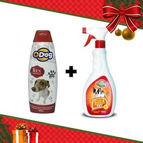 Kit 126 - Stop Dog Mais Dog 500ml + Shampoo Mais Dog