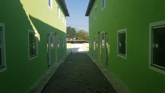 Casa Para Venda No Laranjal Em São Gonçalo - Rj - 1647