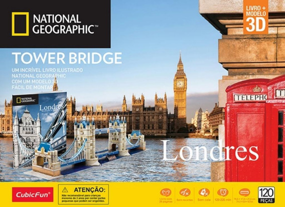 National Geographic - Londres, Tower Bridge