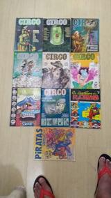 Raridades Revista Circo Antigos Coleçao
