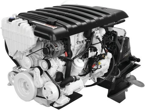 Motor Mercury Mercruiser 350 - Dts - Bravo3 - Qsd - Diesel