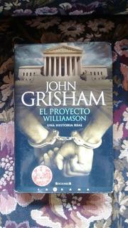 Libro El Proyecto Williamson De John Grisham