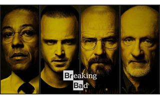 Dvd Breaking Bad Todas Temporada Dubladas