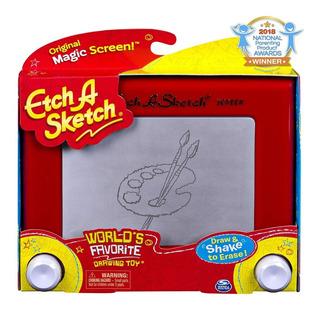 Pizarron Magic Screen Etch A Sketch Nuevo Y Sellado *full