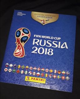 Álbum Da Copa Do Mundo - Completo - Frete Grátis