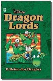 Disney Dragon Lords O Reino Dos Dragões Byron Erickson - G