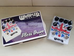 Pedal Wampler Plexi Drive Deluxe Marshall Boss Mxr Xotic Tc
