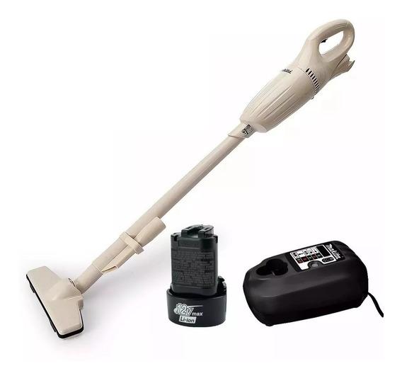Aspirador De Pó Makita + Bateria + Carregador Cl100dz