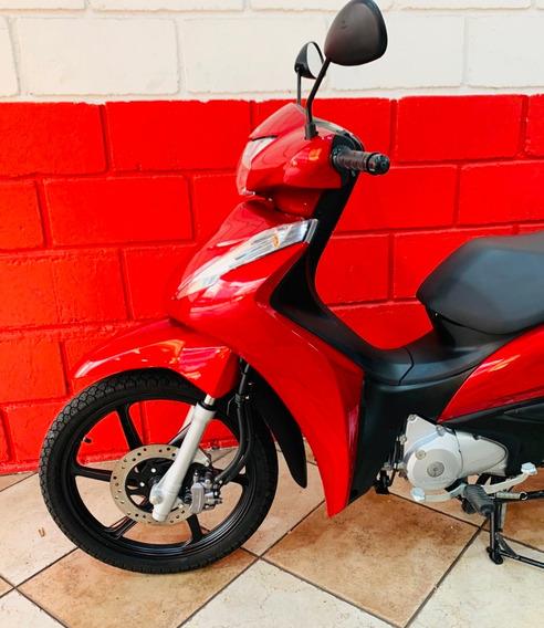 Honda Biz 125 I - 2019 - Completa - Km 2.000