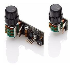 Circuito Emg 2 Potenciometro Duplo Bqc Control