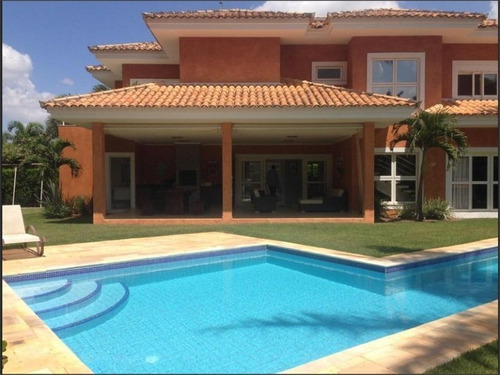 Sobrado Com 5 Dormitórios À Venda, 475 M² Por R$ 2.550.000,00 - Lago Azul Condomínio E Golfe Clube - Araçoiaba Da Serra/sp - So0011 - 67639681