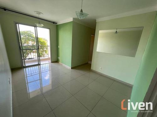 Apartamento - 3 Dormitórios - Jardim Augusta!! - Ap2836
