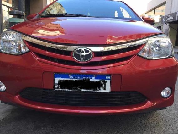 Toyota Etios 1.5 Xls 2016