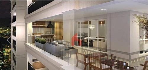 Apartamento À Venda, 213 M² Por R$ 2.780.000,00 - Vila Mariana - São Paulo/sp - Ap0348