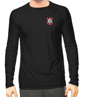 Camisa Do Corinthians Proteção Uv 50