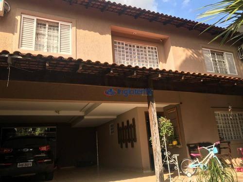 Casa À Venda, 275 M² Por R$ 790.000,00 - Andrade - Londrina/pr - Ca1492