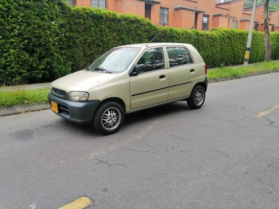 Chevrolet Alto Aire Acondicionado.
