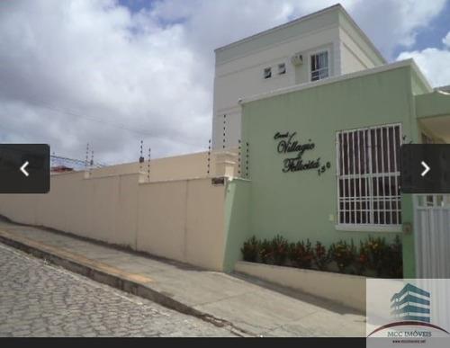 Apartamento A Venda Villagio Felicitá, Nova Parnamirim
