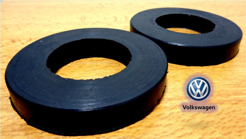 Base Amortiguador Superior Volkswagen Gol (goma Antiruido)