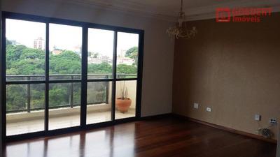 Apartamento Com 4 Dormitórios Para Alugar, 170 M² Por R$ 3.000/mês - Macedo - Guarulhos/sp - Ap0862