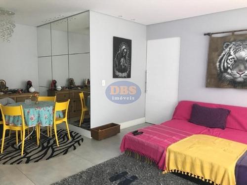 Apartamento Em Condomínio Padrão Para Venda No Bairro Vila Regente Feijó, 2 Dorm, 1 Suíte, 2 Vagas, 91 M - 1648