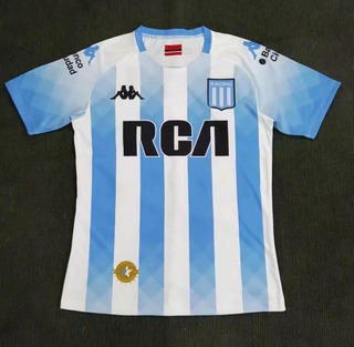 Camisa Oficial Racing Da Argentina 2019/2020 Tamanho G