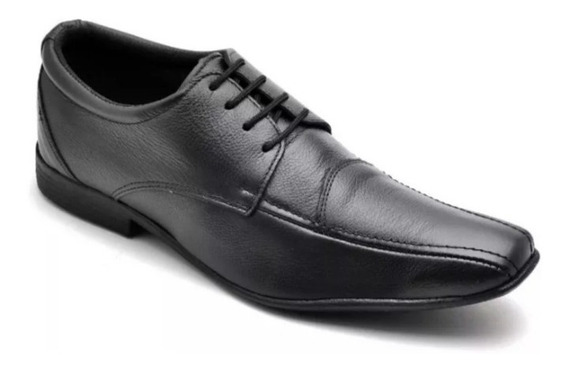Sapato Social Couro Tamanhos Especiais 45,46,47,48 Italiano