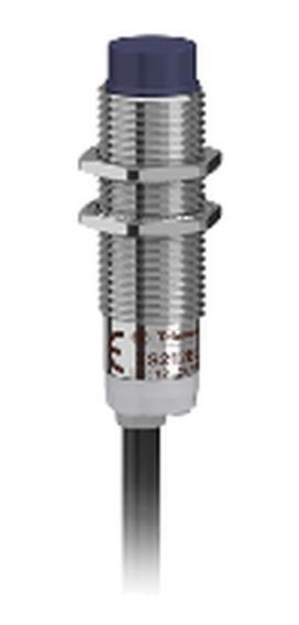 Sensor Indutivo Cc D12 Pnp Na 4mm; Telemecanique Xs212blpal2