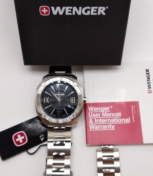 Relógio Maquinário Suíço - Wenger
