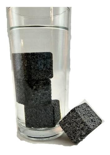 Cubos De Piedra Para Enfriar Y Alcanilizar Sus Bebidas. 12pz