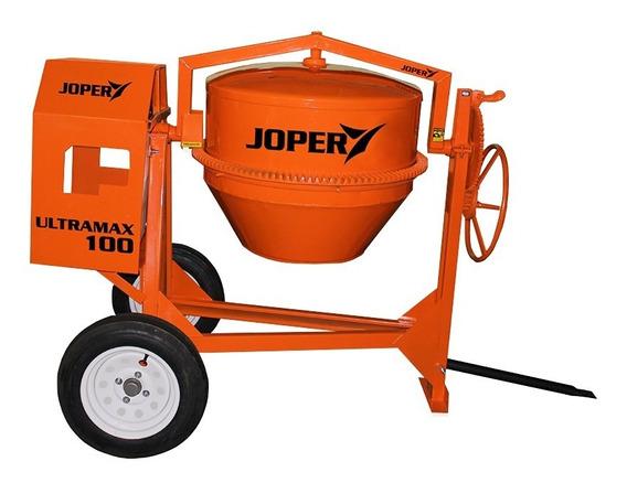 Revolvedora Joper Ultramax 100 1 Saco Kohler 9.5 Hp